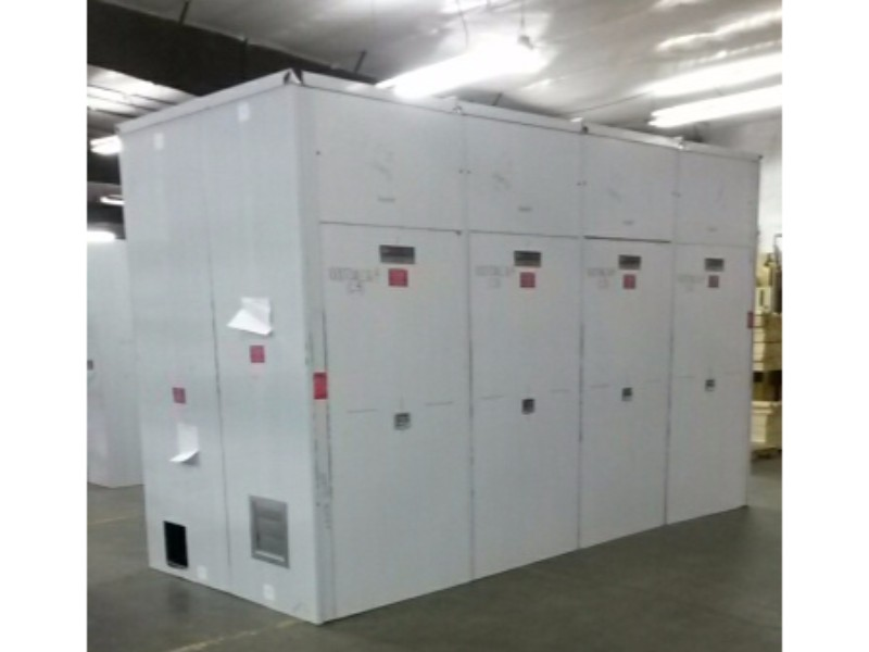 Custom Industrial Enclosure from safe-t-cover