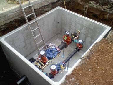 Waterworks Best Practices and Backflow Preventer Installation