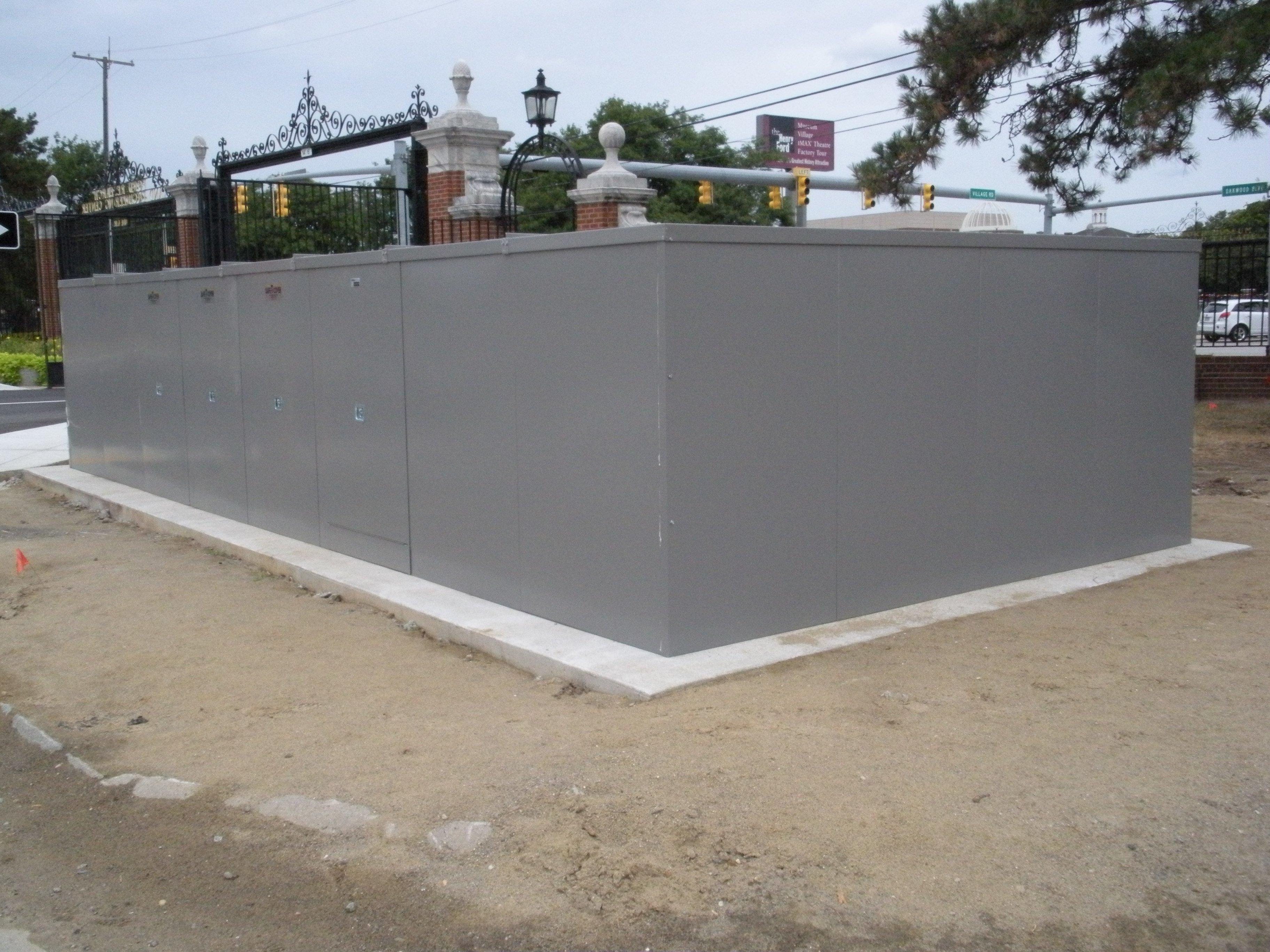 large enclosure series