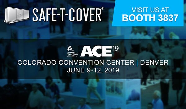 Safe-T-Cover at AWWA ACE19