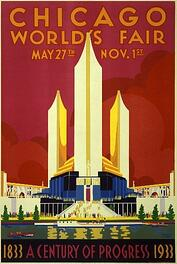 chicago worlds fair 1933